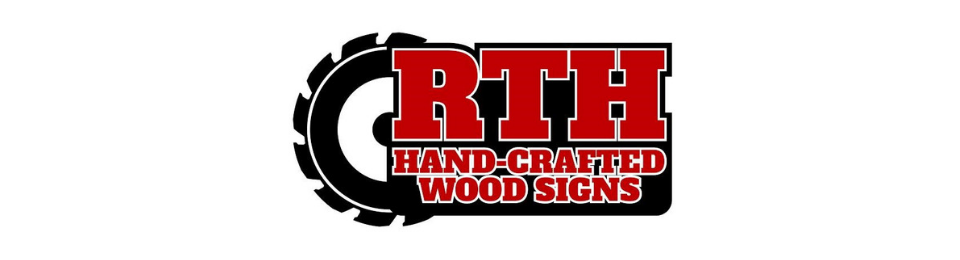 RTH Handcrafted Signs & More