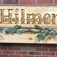 Hilmer Text-N Text Family Sign
